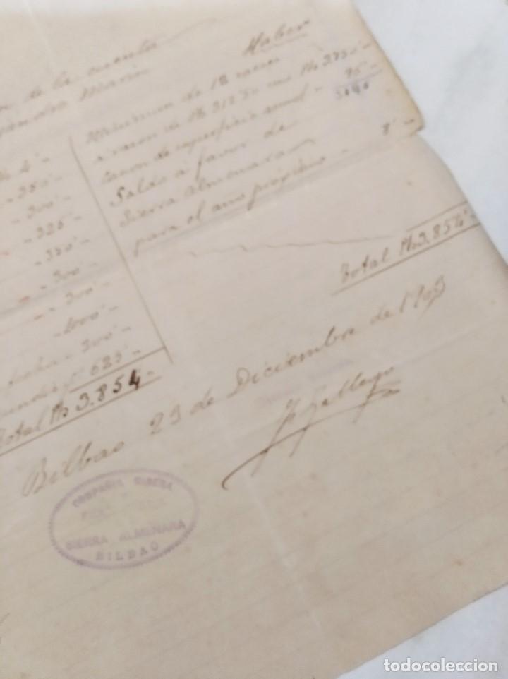 Libros de segunda mano: MINERIA MURCIA. COMPAÑIA MINERA Y FERROCARRIL DE SIERRA ALMENARA. MINAS MORATA. ALEJ. MARIN. 1903 - Foto 7 - 224574468
