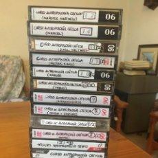 Libros de segunda mano: 17 CASETE CURSO DE ANTROPOLOGÍA CRITICA. ANTROPOLOGO JOSE ANTONIO OLIVER, 1986. Lote 224583191