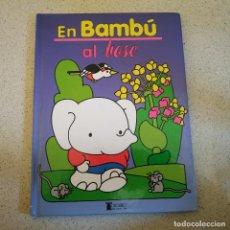 Libros de segunda mano: EN BAMBÚ AL BOSC - TODOLIBRO EDICIONES - LLIBRE - COMPTE PER LLEGIR A NENS ENTRE 4 I 7 ANYS. Lote 224594438