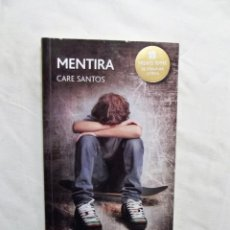 Libros de segunda mano: MENTIRA DE CARE SANTOS. Lote 224613780