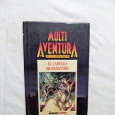 Libros de segunda mano: EL CASTILLO DE HANGYORD MULTI AVENTURA. Lote 224641518
