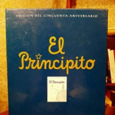 Libros de segunda mano: ANTOINE DE SAINT-EXUPÉRY : EL PRINCIPITO (EDICIÓN 50 ANIVERSARIO). Lote 224645167