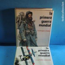 Libros de segunda mano: LA PRIMERA GUERRA MUNDIAL.- GENERAL J.E.VALLUY. Lote 224748341