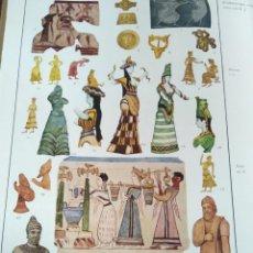 Libros de segunda mano: HISTORIA DEL TRAJE. Lote 224748695
