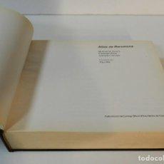 Libros de segunda mano: ATLAS DE BARCELONA S- XVI-XX ARCHIVO HISTORICO DE URBANISMO, ARQUITECTURA FORTIFICACIONES MURALLAS. Lote 224846735