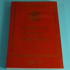 Libros de segunda mano: VILAMARXANT. HISTORIA DE RETAZOS Y NARRACIONES I. EQUIPO 7HV. Lote 224961813