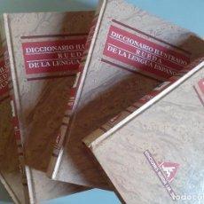 Libros de segunda mano: DICCIONARIO ILUSTRADO RUEDA DE LA LENGUA ESPAÑOLA - EDICIONES RUEDA J.M., S.A. - IMPECABLE.. Lote 224970055