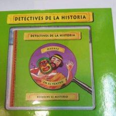 Libri di seconda mano: PHILIP ARDAGH Y COLIN KING DETECTIVES DE LA HISTORIA. LOS GRIEGOS S1693T. Lote 224970455