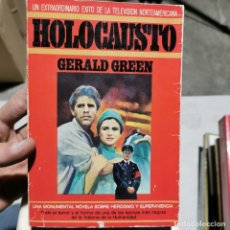 Libri di seconda mano: LIBRO - HOLOCAUSTO - GERALD GREEN - PLAZA & JANES / 13.187. Lote 225018432