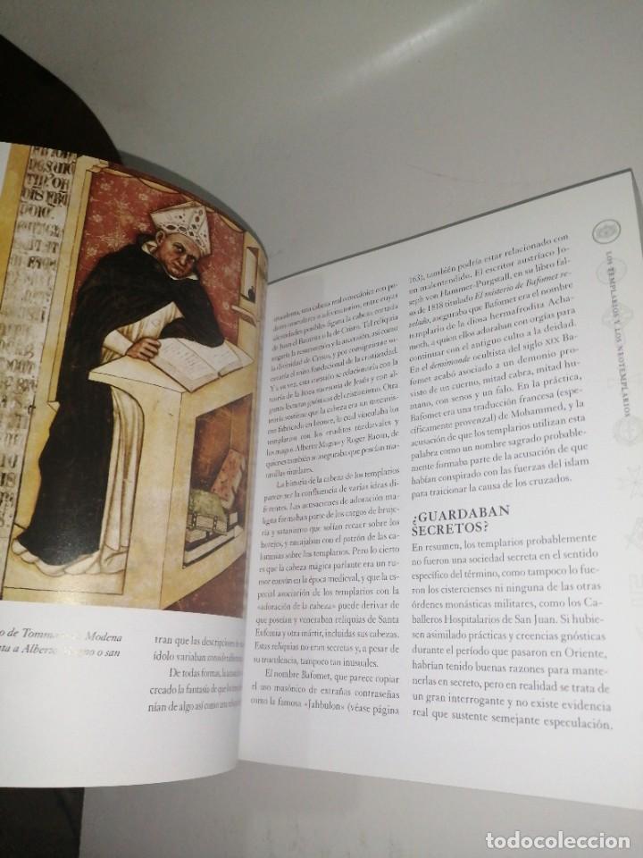 Libros de segunda mano: BIBLIA DE LAS SOCIEDADES SECRETAS - LA - LEVY, JOEL - Foto 3 - 225074081