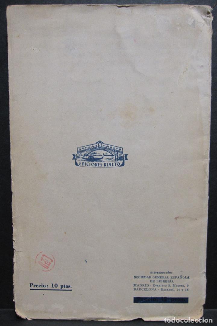 Libros de segunda mano: DOCTOR GRAFOS MANUAL DE GRAFOLOGIA. Ediciones Rialto, Madrid, 1943. 141 PAGINAS. 22,5X14 CM - Foto 10 - 225085880