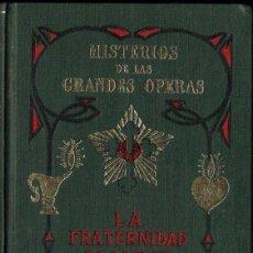 Libri di seconda mano: MAX HEINDEL : MISTERIOS DE LAS GRANDES ÓPERAS (KIER, 1968) FRATERNIDAD ROSACRUZ - WAGNER. Lote 225164315