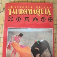 Libros de segunda mano: TOROS HISTORIA DE LA TAUROMAQUIA 1996 GRUPO METROVIDEO MULTIMEDIA. Lote 225215797