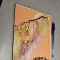 Libri di seconda mano: INSTITUTO DE ESTUDIOS ALICANTINOS Nº 18 - AÑO 1976 / EXCMA. DIPUTACIÓN PROVINCIAL DE ALICANTE. Lote 225318301