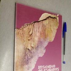Libri di seconda mano: INSTITUTO DE ESTUDIOS ALICANTINOS Nº 24 - AÑO 1978 / EXCMA. DIPUTACIÓN PROVINCIAL DE ALICANTE. Lote 225318620