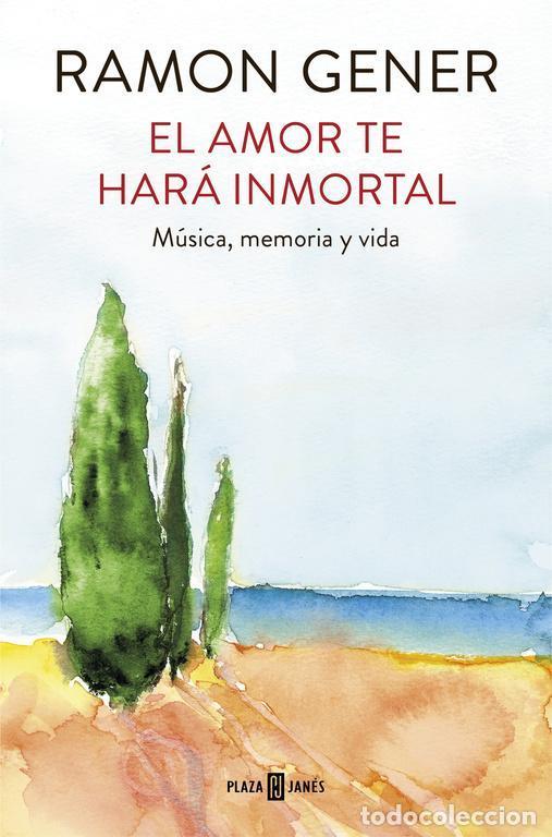 EL AMOR TE HARÁ INMORTAL. - GENER I SALA, RAMON. (Libros de Segunda Mano - Bellas artes, ocio y coleccionismo - Otros)