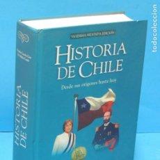 Libros de segunda mano: HISTORIA DE CHILE.DESDE SUS ORÍGENES HASTA HOY.- ALEJANDRO CONCHA CRUZ / J.MALTÉS CORTÉS. Lote 225499585