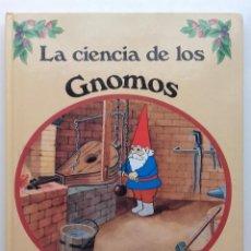 Libros de segunda mano: LA CIENCIA DE LOS GNOMOS - PLAZA JOVEN / PLAZA & JANES EDICIONES. Lote 225506520