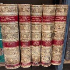 Libros de segunda mano: AÑO 1949 - ISABEL DE VALOIS REINA DE ESPAÑA (1546-1568) POR AGUSTÍN DE AMEZÚA Y MAYO- PAPEL DE HILO. Lote 225608635