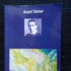 Libros de segunda mano: TEOSOFIA. RUDOLF STEINER. 2002.. Lote 225631140