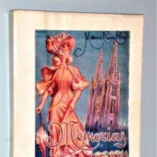 Libros de segunda mano: MEMORIAS DE UNA BURGALESA 1885 - 1931. Lote 225850397