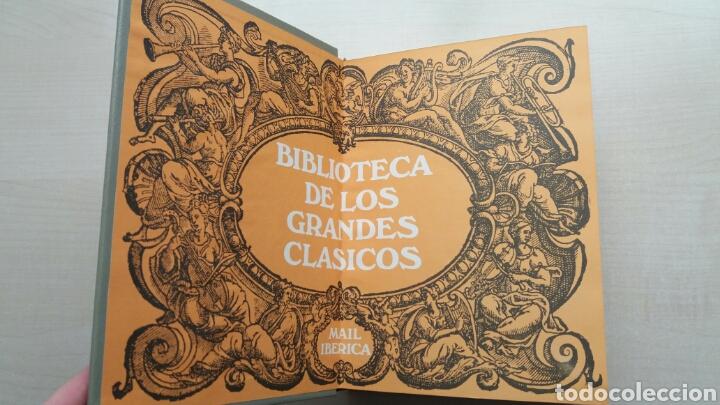 Libros de segunda mano: Martín Fierro. José Hernández. NAUTA, biblioteca de los grandes clásicos, 1969. - Foto 6 - 225986803