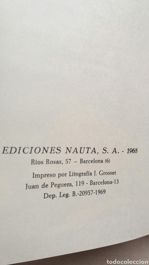 Libros de segunda mano: Martín Fierro. José Hernández. NAUTA, biblioteca de los grandes clásicos, 1969. - Foto 9 - 225986803