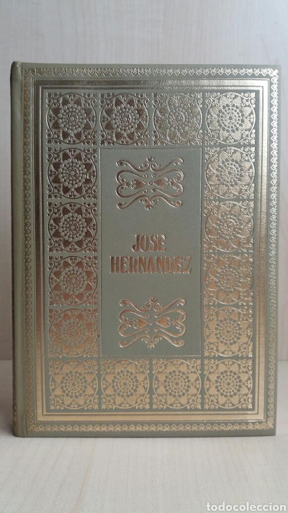 MARTÍN FIERRO. JOSÉ HERNÁNDEZ. NAUTA, BIBLIOTECA DE LOS GRANDES CLÁSICOS, 1969. (Libros de Segunda Mano (posteriores a 1936) - Literatura - Otros)