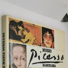 Libros de segunda mano: EL MUSEO PICASSO DE BARCELONA I (MUSEOS DE ESPAÑA, GRANDES PINACOTECAS) - ROSA MARÍA SUBIRANA. Lote 226105797