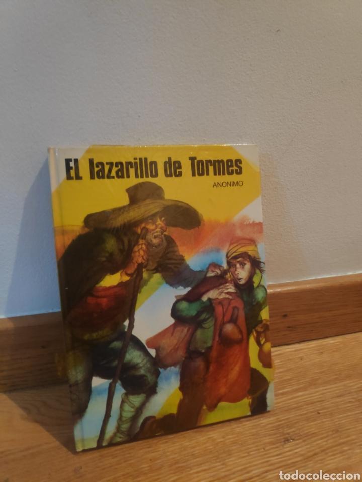 EL LAZARILLO DE TORMES (Libros de Segunda Mano - Literatura Infantil y Juvenil - Otros)