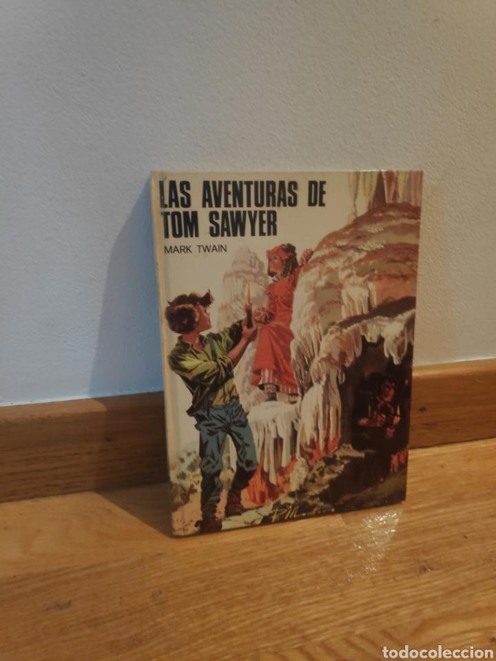 LAS AVENTURAS DE TOM SAWYER MARK TWAIN (Libros de Segunda Mano - Literatura Infantil y Juvenil - Otros)