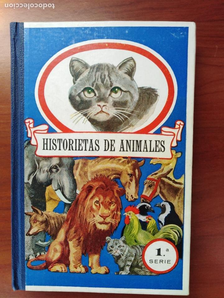 HISTORIETAS DE ANIMALES. ROSA FUMAGALLI (Libros de Segunda Mano - Literatura Infantil y Juvenil - Otros)