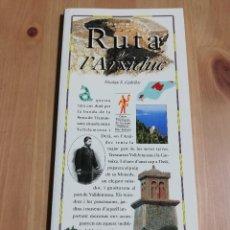 Libros de segunda mano: RUTA DE L'ARXIDUC (NICOLAU S. CAÑELLAS) EL DIA DEL MUNDO. Lote 226160970