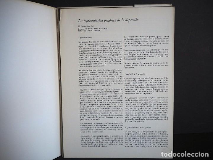 Libros de segunda mano: Psicopatología de la expresión. Serie 8. La representación pictórica de la depresión. Sandoz 1965 - Foto 3 - 226251085