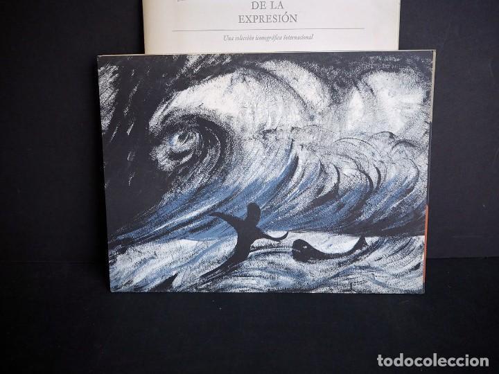 Libros de segunda mano: Psicopatología de la expresión. Serie 8. La representación pictórica de la depresión. Sandoz 1965 - Foto 6 - 226251085