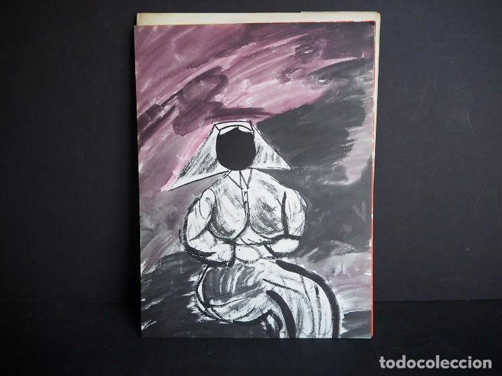 Libros de segunda mano: Psicopatología de la expresión. Serie 8. La representación pictórica de la depresión. Sandoz 1965 - Foto 9 - 226251085