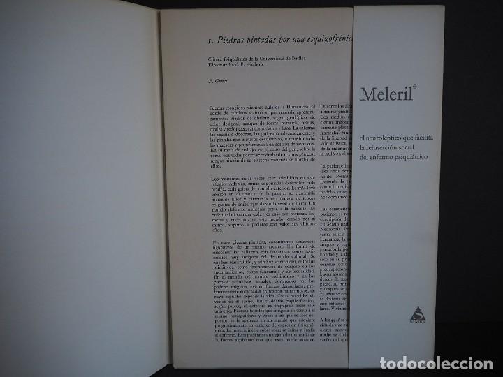 Libros de segunda mano: Psicopatología de la expresión. Serie 12. Meteriales raros en la creación artística .... Sandoz 1968 - Foto 3 - 226253635