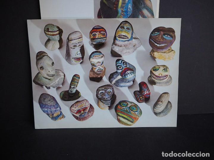 Libros de segunda mano: Psicopatología de la expresión. Serie 12. Meteriales raros en la creación artística .... Sandoz 1968 - Foto 4 - 226253635