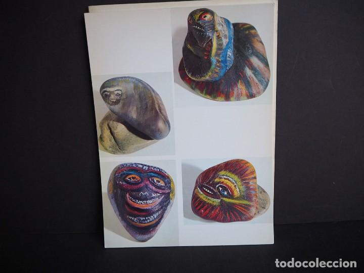 Libros de segunda mano: Psicopatología de la expresión. Serie 12. Meteriales raros en la creación artística .... Sandoz 1968 - Foto 5 - 226253635