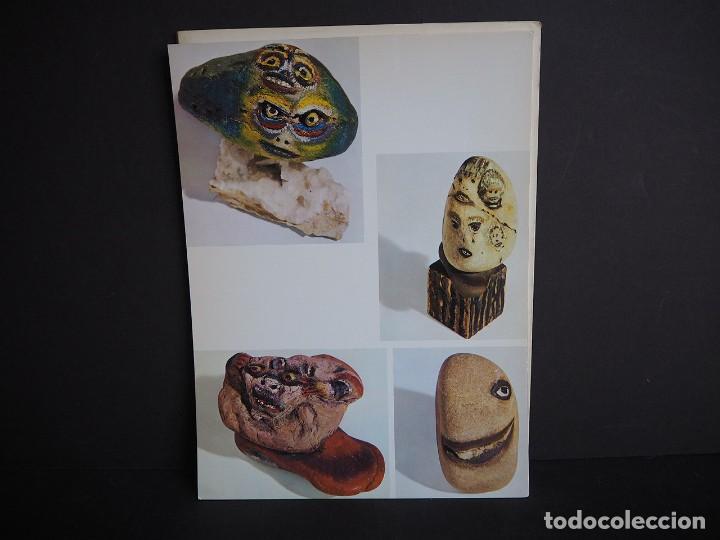 Libros de segunda mano: Psicopatología de la expresión. Serie 12. Meteriales raros en la creación artística .... Sandoz 1968 - Foto 6 - 226253635