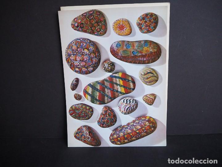 Libros de segunda mano: Psicopatología de la expresión. Serie 12. Meteriales raros en la creación artística .... Sandoz 1968 - Foto 7 - 226253635