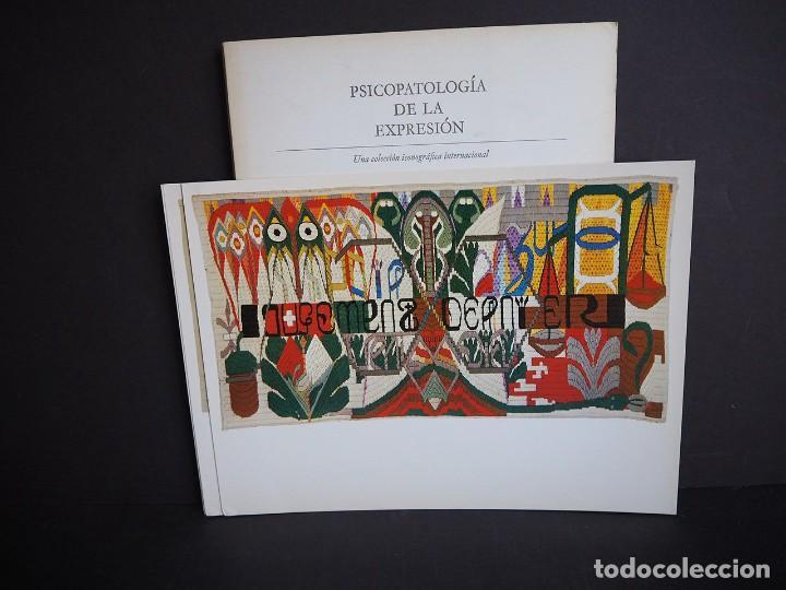 Libros de segunda mano: Psicopatología de la expresión. Serie 12. Meteriales raros en la creación artística .... Sandoz 1968 - Foto 12 - 226253635