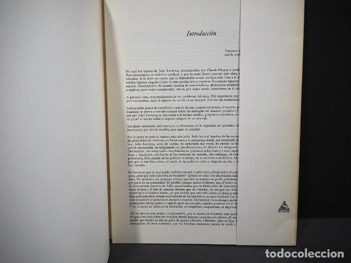 Libros de segunda mano: Psicopatología de la expresión. Volumen 15. Los tapices de Jules Leclercq. Sandoz 1971 - Foto 3 - 226256770