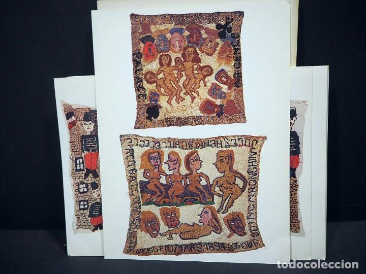 Libros de segunda mano: Psicopatología de la expresión. Volumen 15. Los tapices de Jules Leclercq. Sandoz 1971 - Foto 6 - 226256770
