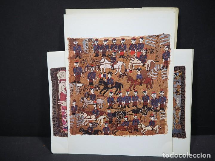 Libros de segunda mano: Psicopatología de la expresión. Volumen 15. Los tapices de Jules Leclercq. Sandoz 1971 - Foto 9 - 226256770
