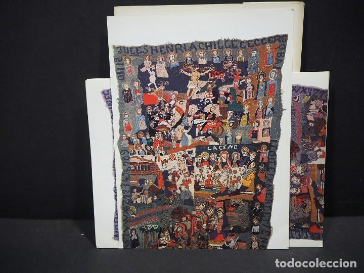 Libros de segunda mano: Psicopatología de la expresión. Volumen 15. Los tapices de Jules Leclercq. Sandoz 1971 - Foto 12 - 226256770