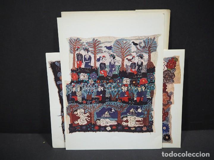 Libros de segunda mano: Psicopatología de la expresión. Volumen 15. Los tapices de Jules Leclercq. Sandoz 1971 - Foto 14 - 226256770