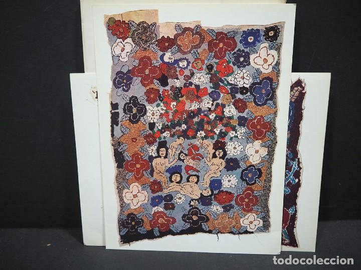 Libros de segunda mano: Psicopatología de la expresión. Volumen 15. Los tapices de Jules Leclercq. Sandoz 1971 - Foto 15 - 226256770