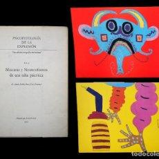 Libros de segunda mano: PSICOPATOLOGÍA DE LA EXPRESIÓN. VOLUMEN 17. MÁSCARAS Y NEOMORFISMOS DE UNA NIÑA.... SANDOZ 1972. Lote 226258453