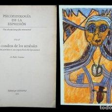 Libros de segunda mano: PSICOPATOLOGÍA DE LA EXPRESIÓN. VOLUMEN 18. LA CONDESA DE LOS ARRABALES. SANDOZ 1972. Lote 226259230